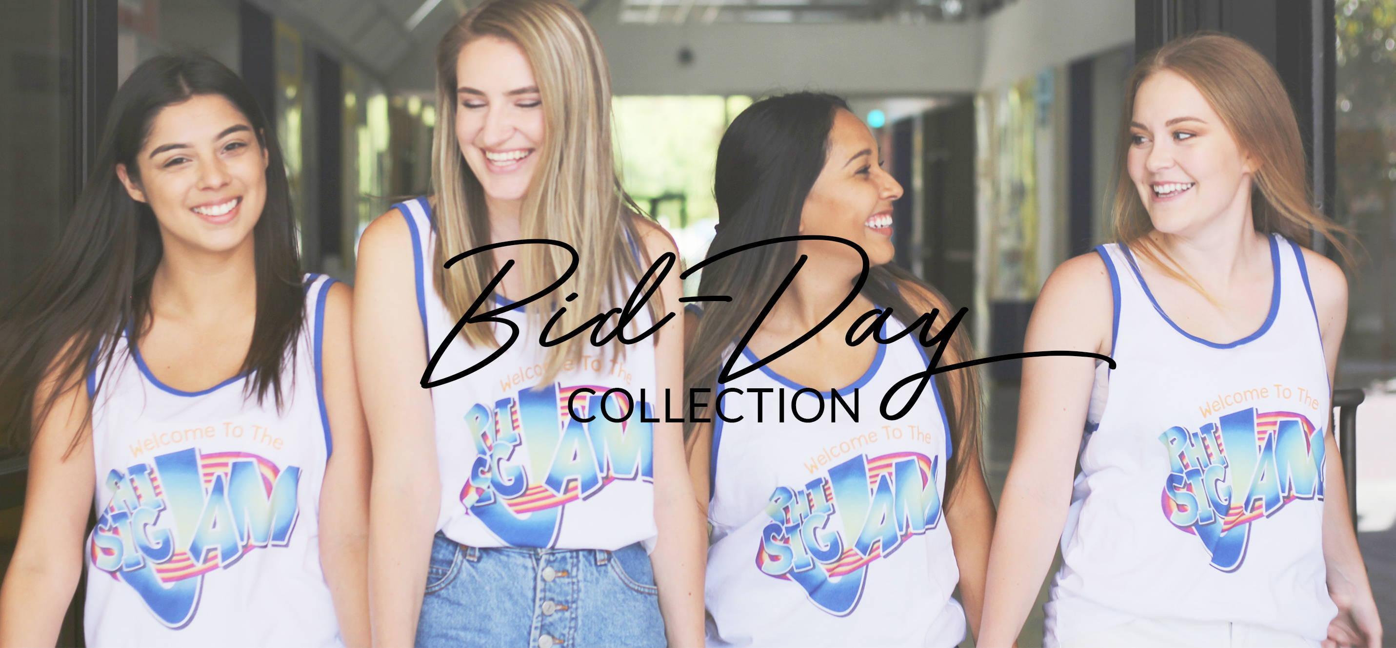 Bid Day Shirts