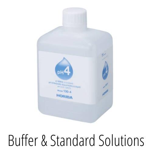 Horiba Buffer and Standard Solutions