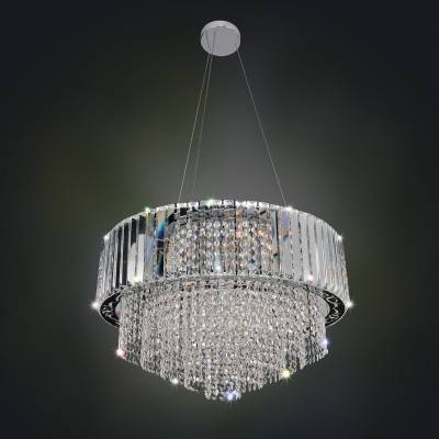 Allegri Lighting Crystal Pendants, Chandeliers, Wall Sconces, & Ceiling Lights -  Adaliz