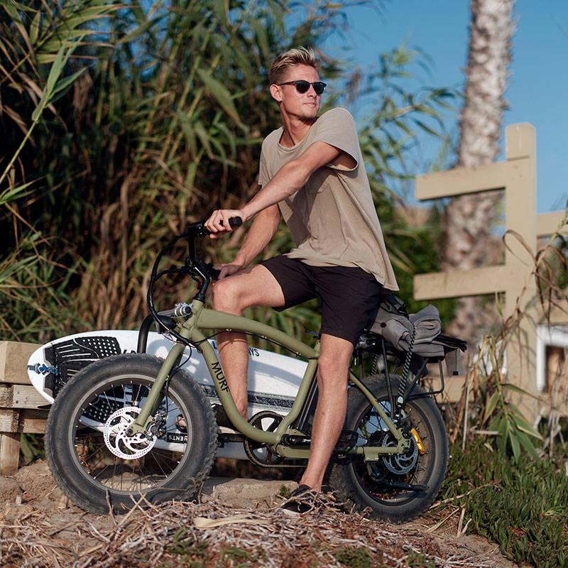 Mini Murf electric bike