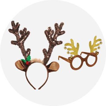 Catégorie des lunettes et serres-têtes de Noël
