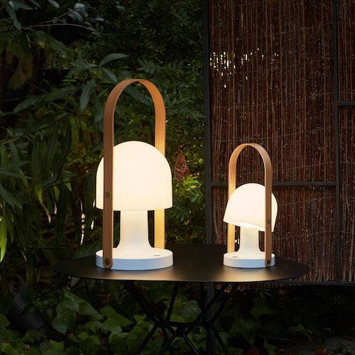 Outdoor Lighting - Outdoor Table Lamps