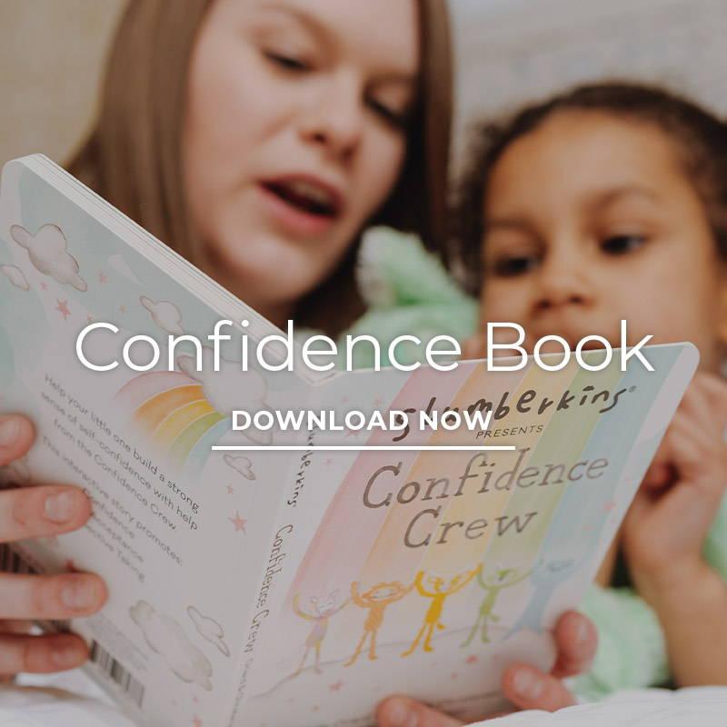 Confidence Crew Book