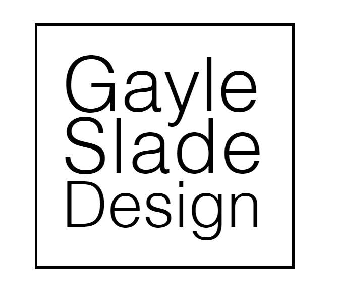 Gayle Slade Design Logo
