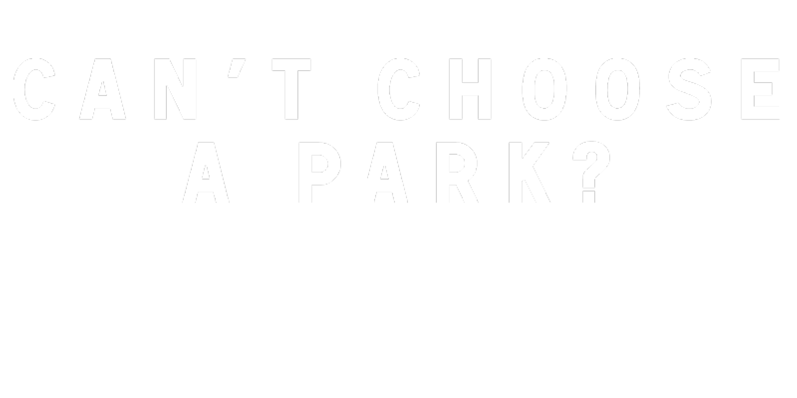Parks Project | Multi-Park