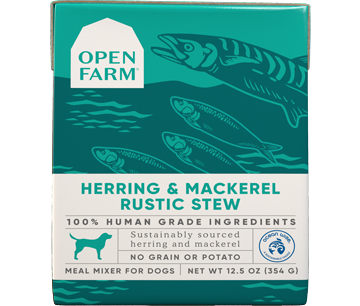 Herring & Mackerel Rustic Stew