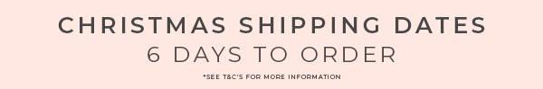 Tigerlily Swimwear | Shipping Information