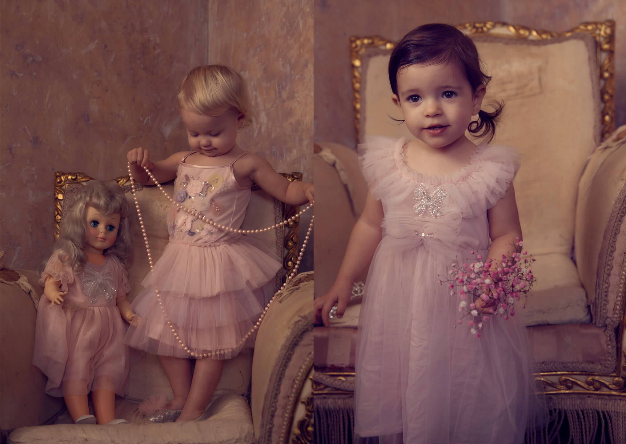 Bébé - Sweet Fragrance Tutu Dress