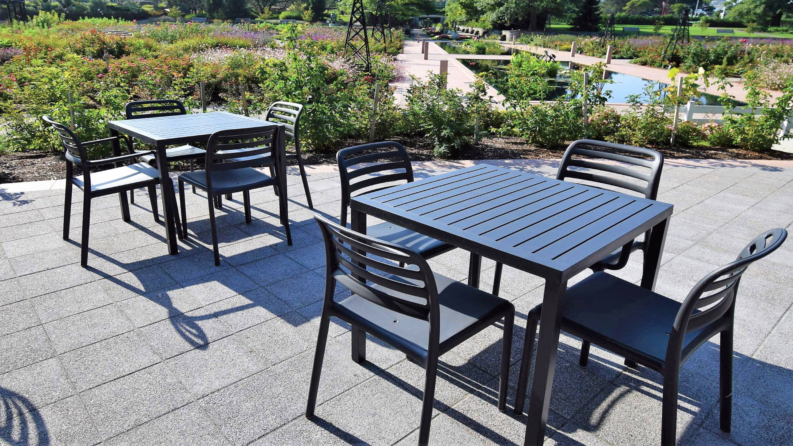 Restaurant Patio Furniture
