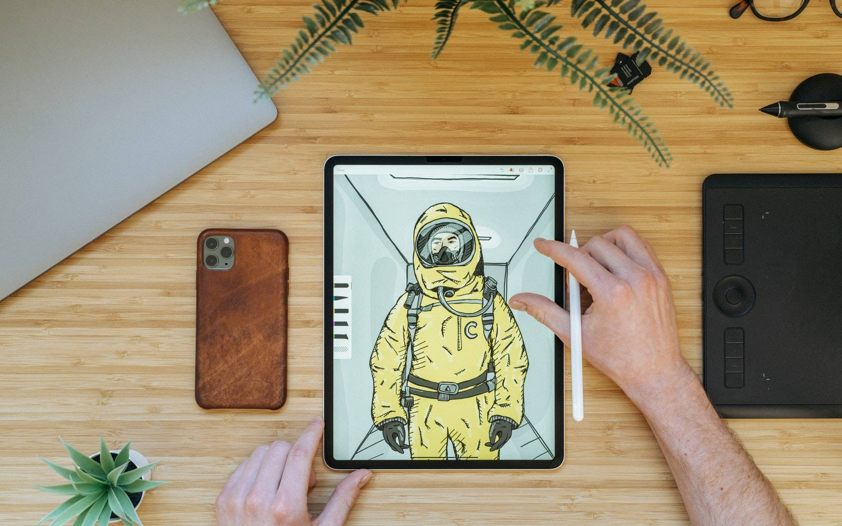 Best iPad Accessories & Apps - Apps for drawing