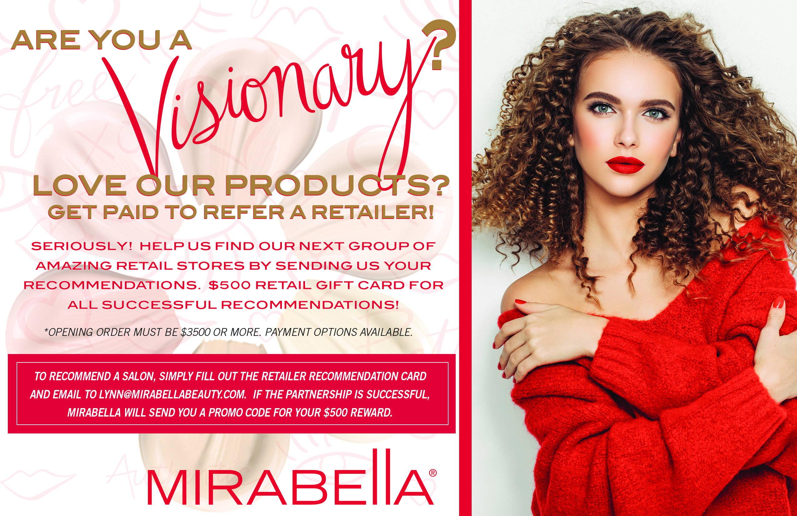Mirabella Beauty Recommend a Salon