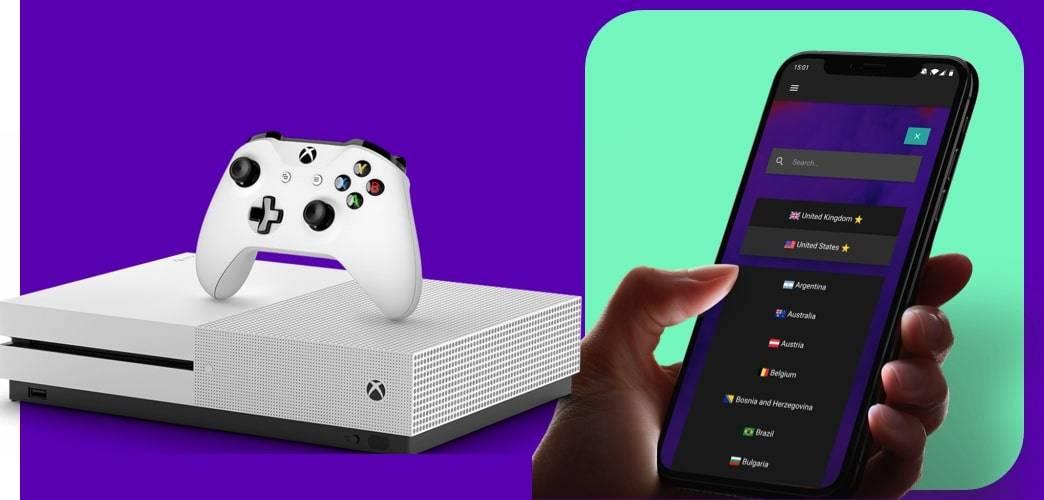 VPN for Xbox