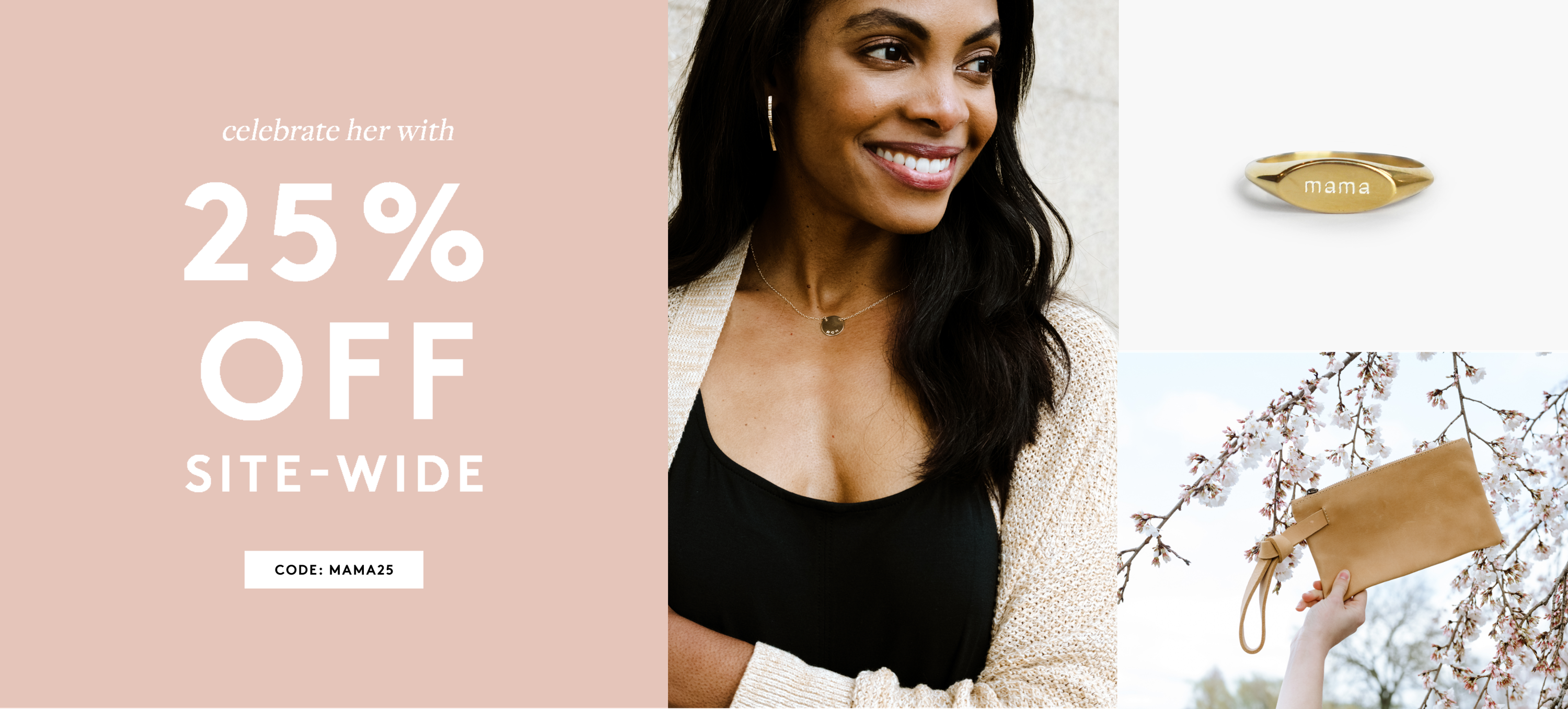 Shop Mother's Day Sale