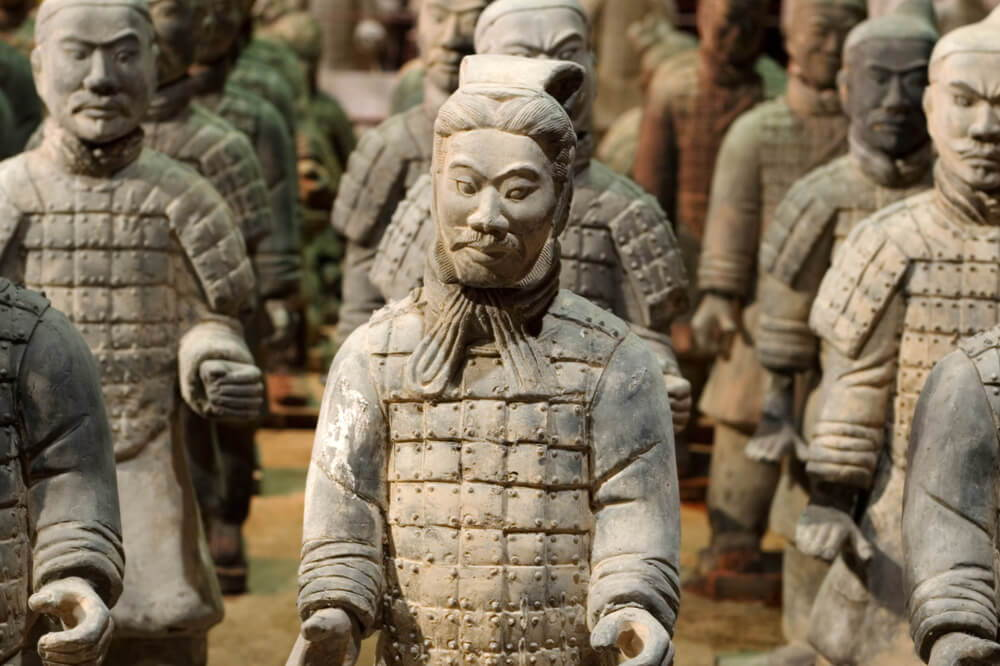 Travelbay China Private Tours -  Terracotta Warriors