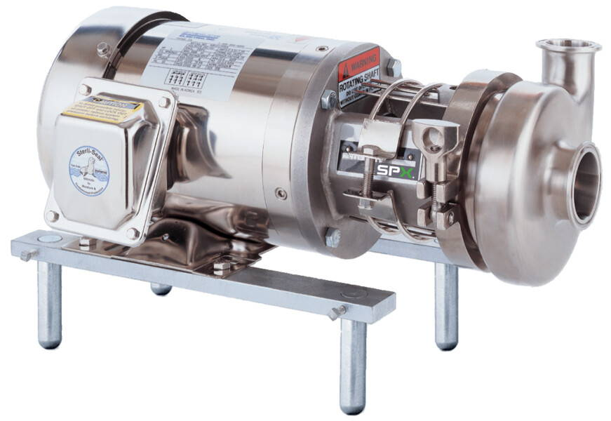 C-Series - Centrifugal Pumps by Waukesha Cherry-Burrell