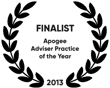 Finalist, Apogee Practice of the Year