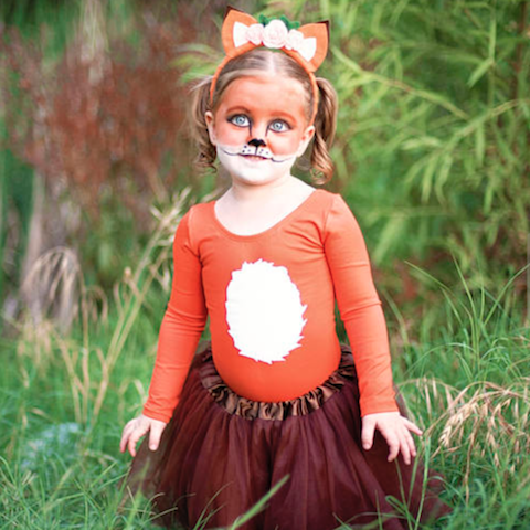 Fox Halloween costume