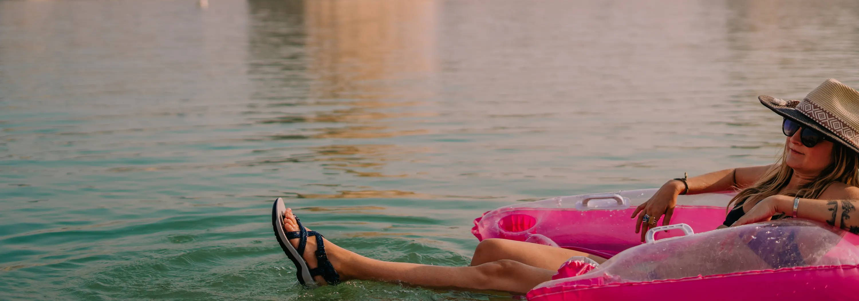 Womens water sandals