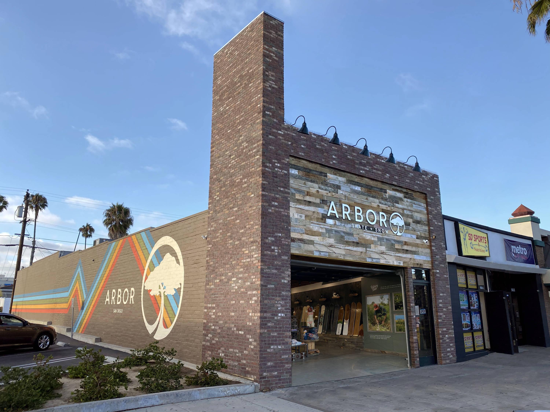 Arbor San Diego Flagship Store