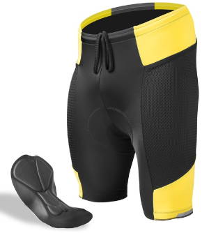 Men's Gel Touring Short