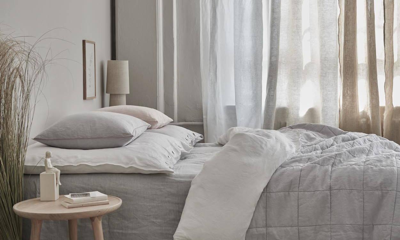 Leinen 100% Leinen Bettwäsche