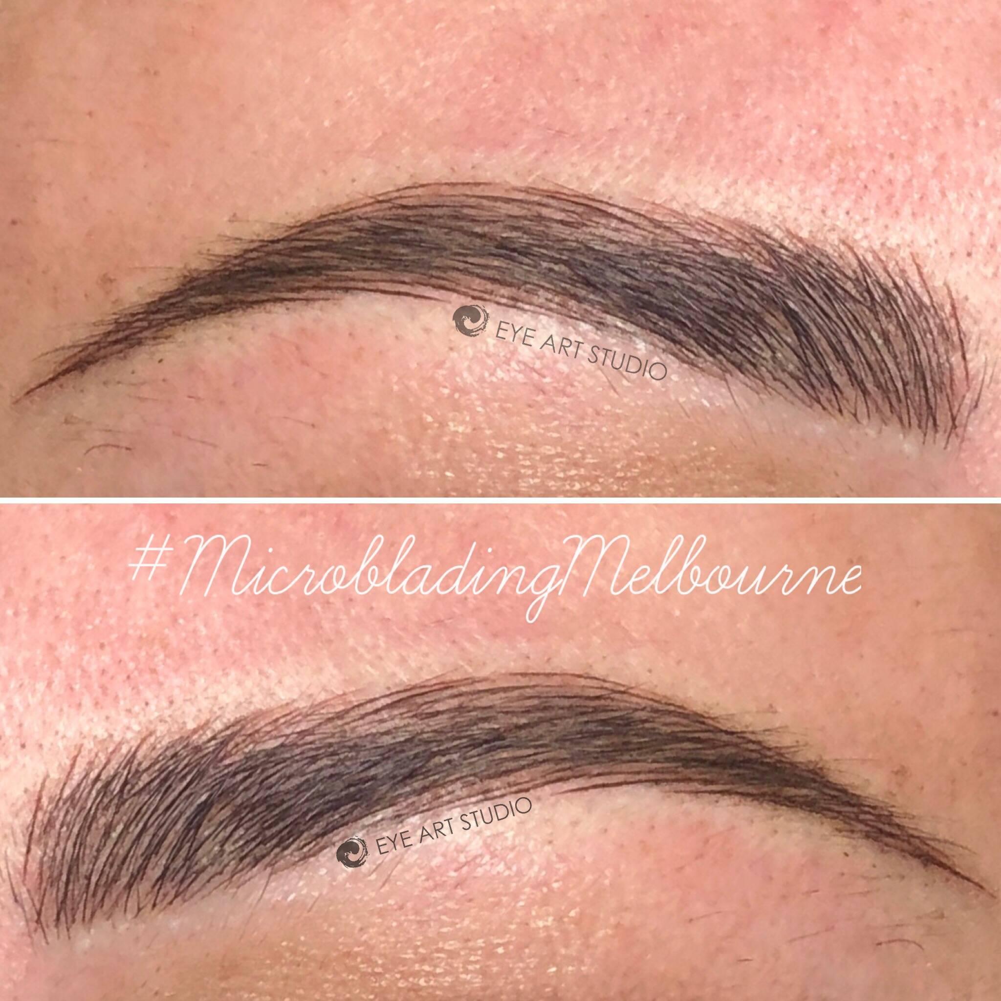 Eyebrow Microblading, Eyebrow Tattoo Melbourne