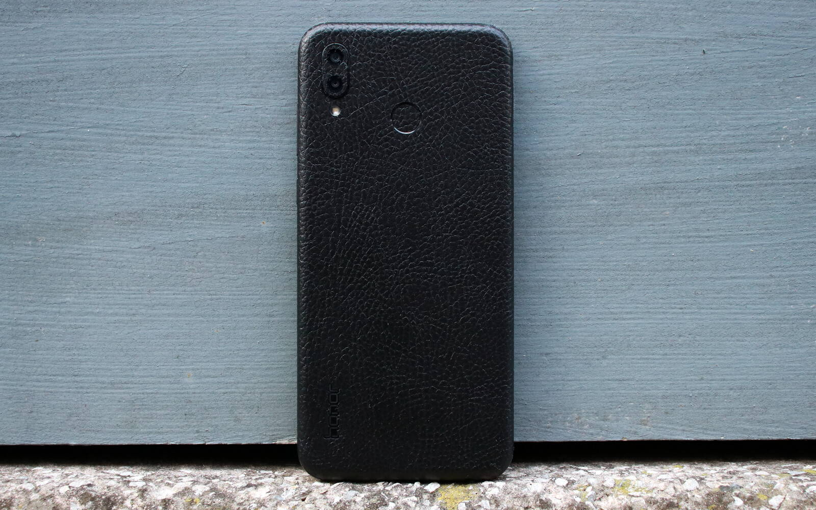 Honor Play Black Leather Skins