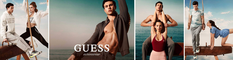 Guess men's activewear