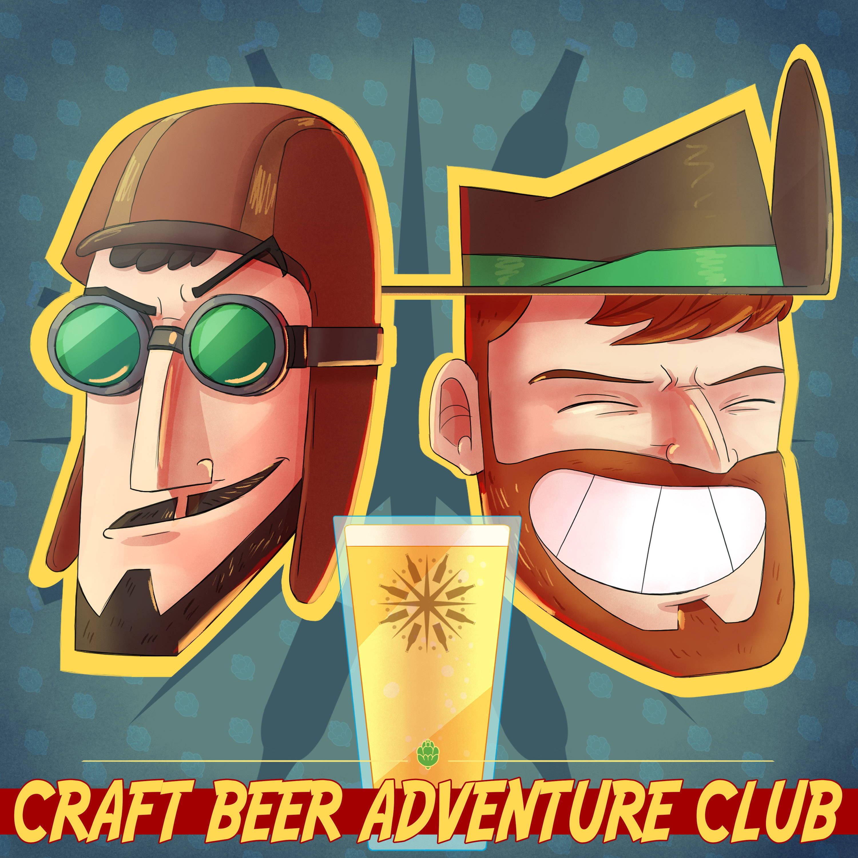 Craft Beer Adventure Club Logo