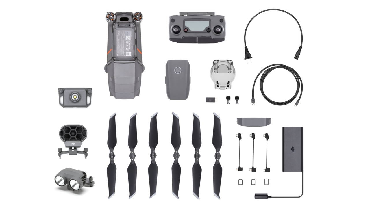 DJI Mavic 2 Enterprise Basic First Response Kit