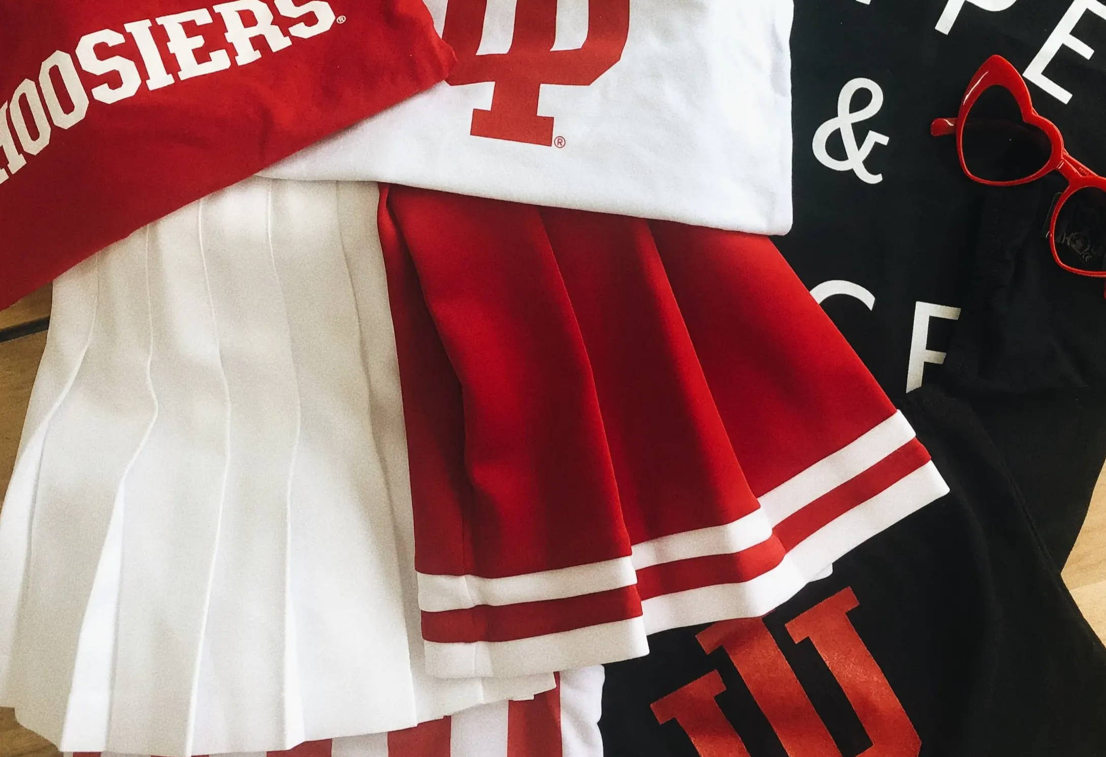 Indiana University college apparel for women. Cute and trendy!