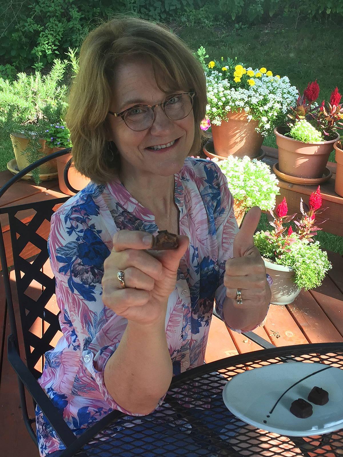Robyn Kitson, Driftless Chocolates