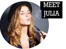 Julia blog author at DopeBoo online headshop