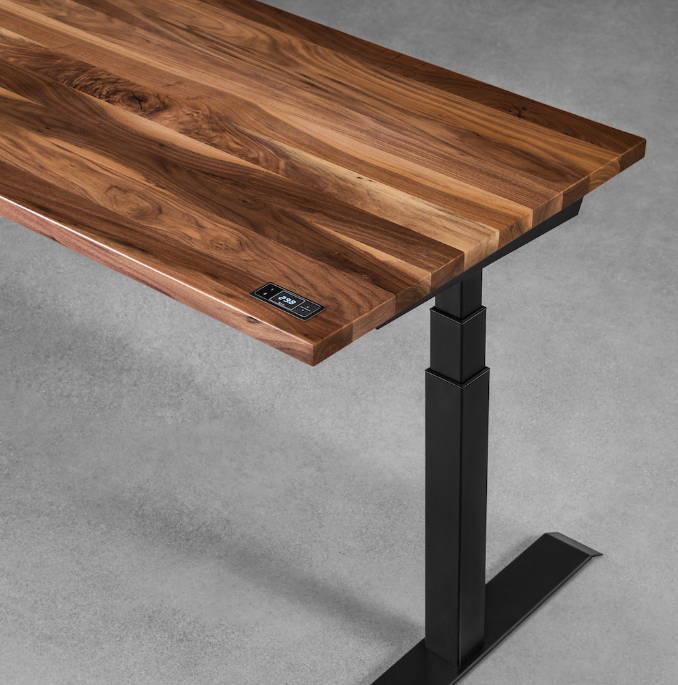 Sway sit-stand desk - ergonofis