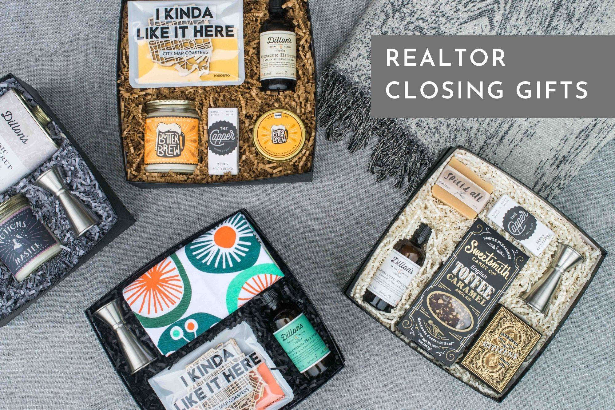 realtor closing gift canada
