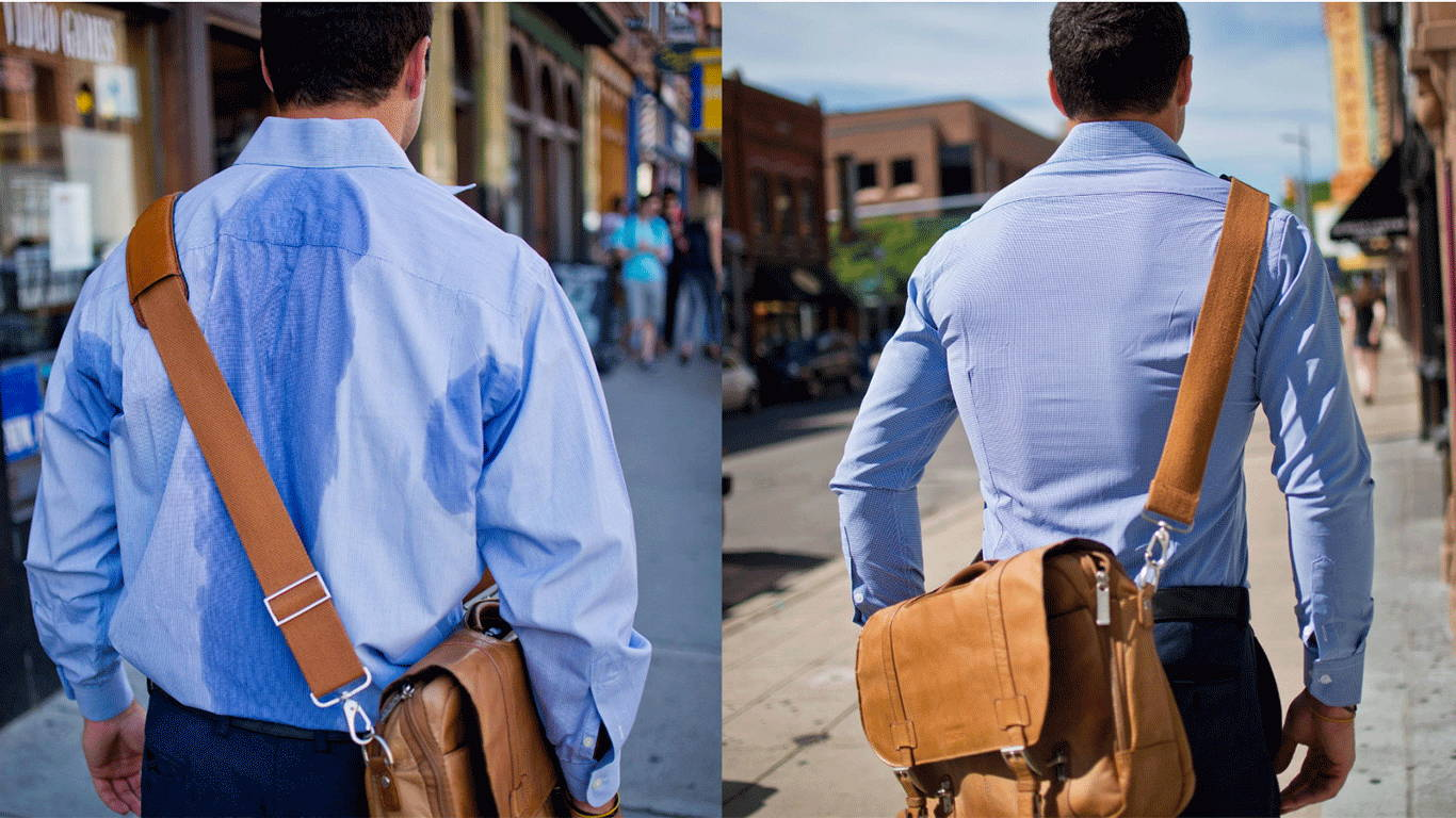 Athletic Fit vs  Slim Fit Dress Shirts - What's the