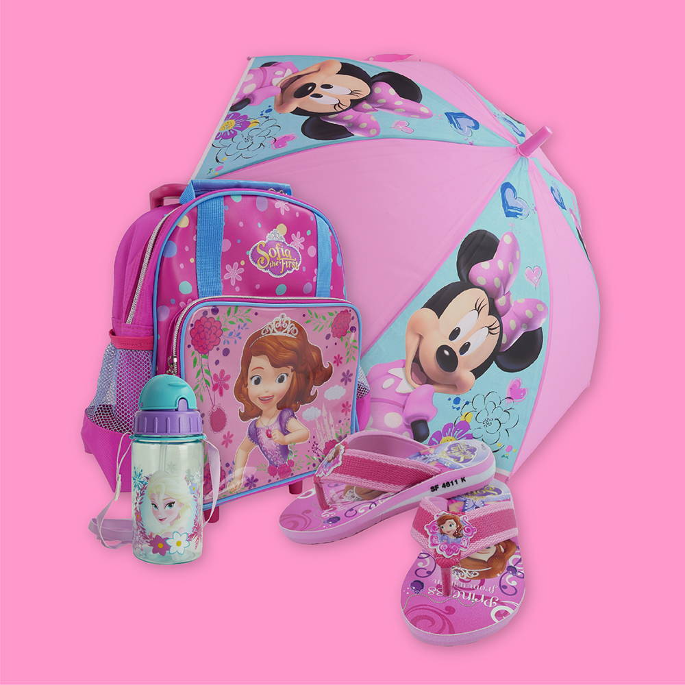 accessories for girls สินค้าอื่นๆสำหรบเด็กหญิง