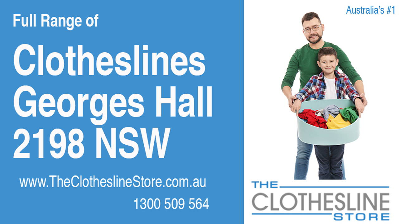 Clotheslines Georges Hall 2198 NSW