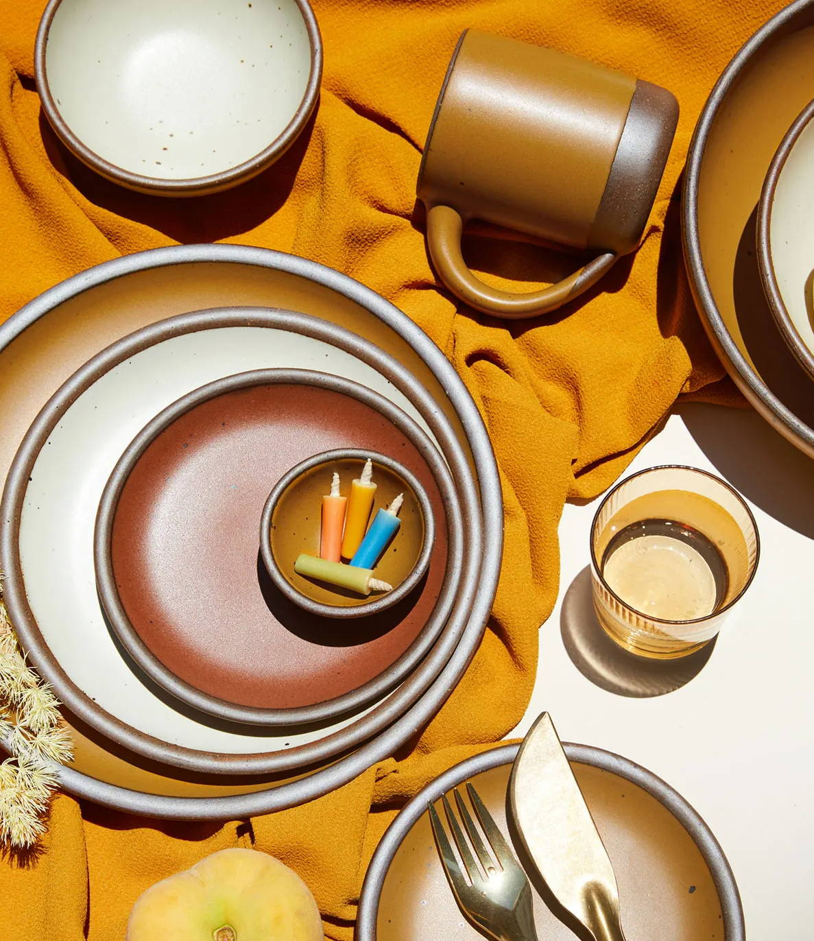 East Fork pottery and tabletop items