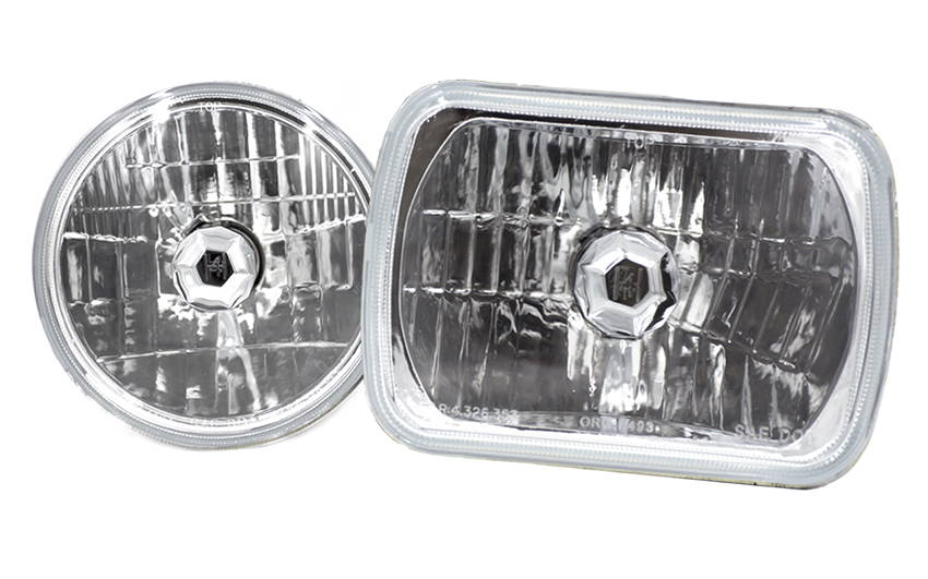 LUMENS HPL Headlight Halogen Housing
