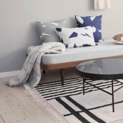 Pillow & Rug Sale
