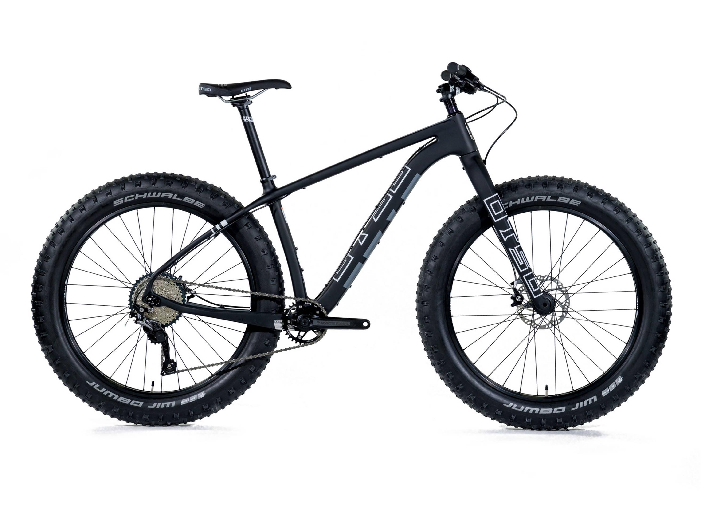 Voytek fat bike by Otso