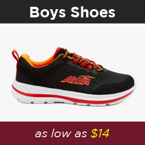 Shop Avia Boys Running Shoes & walking sneakers at 30% off. Perfect gift for family and friends for the holiday at insanely cheap prices! Black Holiday special deals, 30% off