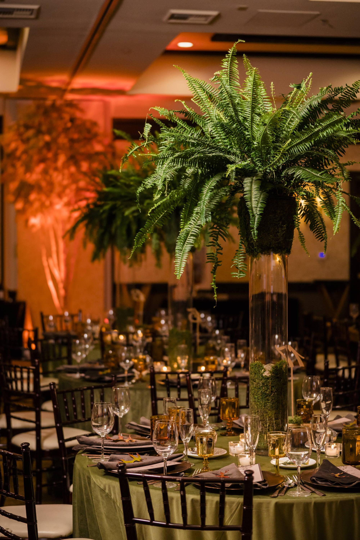Stems Fresno Wedding Reception