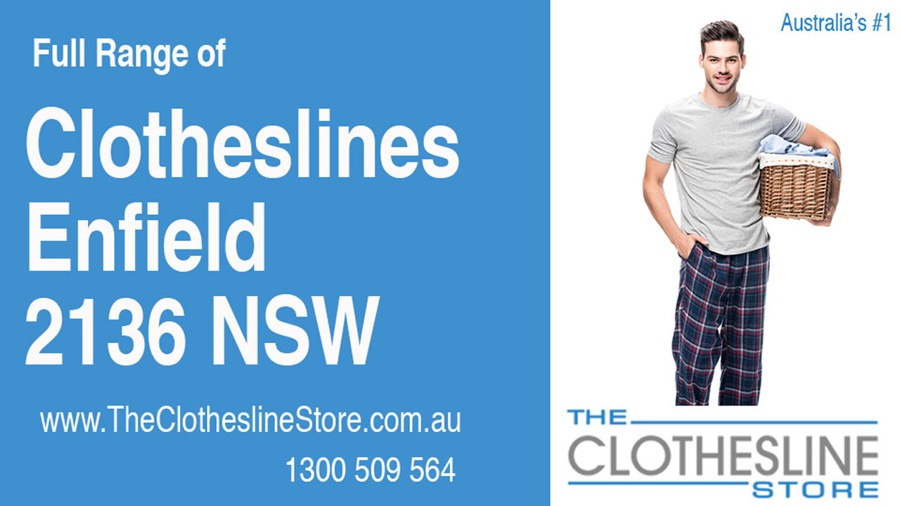Clotheslines Enfield 2136 NSW
