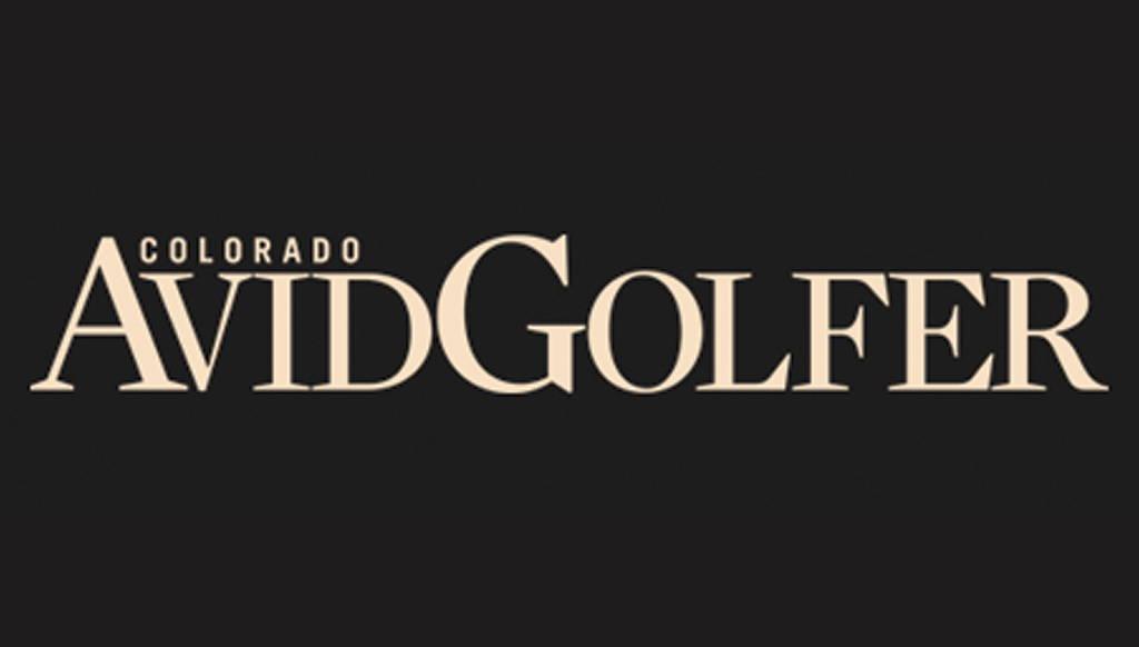 Colorado Avid Golfer logo