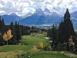 Inspiration - Top Golf in Canada - Silvertip Golf - Golfing Adventure