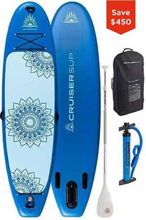 Balance AIR Yoga Board