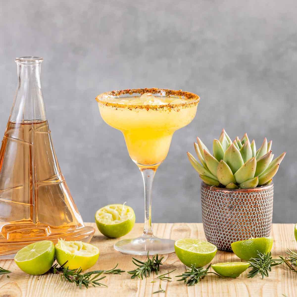 Spicy Bourbon Margarita - Flaschengeist