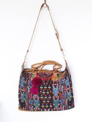 Guatemalan embroidered bag